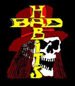 Bad Habits logo