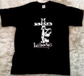 Bad Habits-Black Venom Nights Mens Super Premium 100% Cotton
